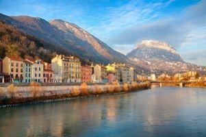 """Grenoble : le projet """"Cœurs de ville, Cœurs de métropole"""""""